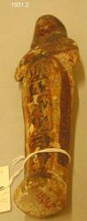 Wood Shawabti of Amenmose