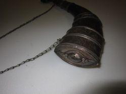 Snuff Horn Pendant