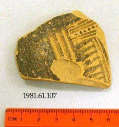 Krater fragment