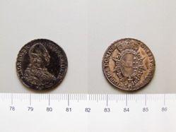 2 Paoli from Tuscany under Holy Roman Emperor Leopold II