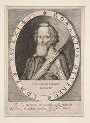 Robert Devereux, Second Earl of Essex